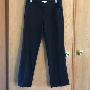 Newyork and company black dress pants